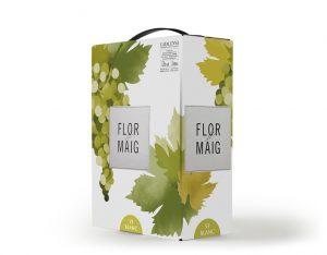 BiB FLOR DE MAIG BLANC 3L