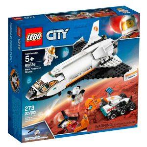 LEGO CITY LLANÇADORA EXPLORACIÓ MART