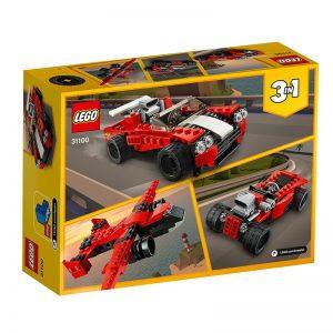 VEHICLES ESPORTIUS LEGO CREATOR 3 EN 1