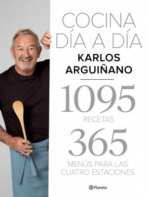 COCINA AL DÍA de Karlos Arguiñano.
